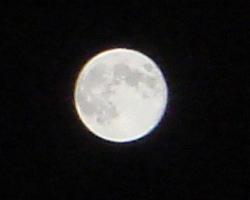 2012年8月2日の満月