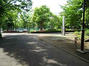 有明テニスの森公園ジョギングコース10