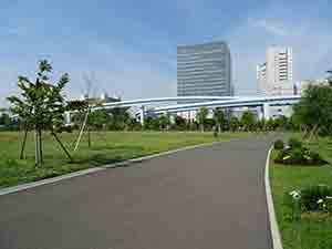 東京臨海広域防災公園ランニングコース03