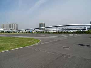 東京臨海広域防災公園ランニングコース06