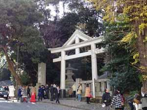 日枝神社外周A1