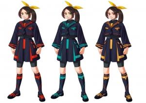 学生服26 冬服