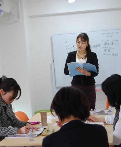 LUCEおしゃれスクール講師認定セミナー@大阪梅田、東京渋谷2