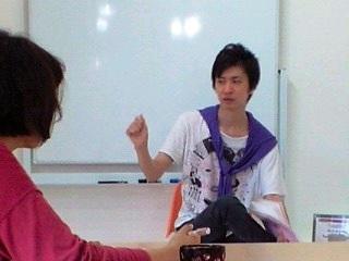 LUCEおしゃれスクールマスタークラス「好きな服と似合う服とTPPOの法則」@大阪梅田サロン