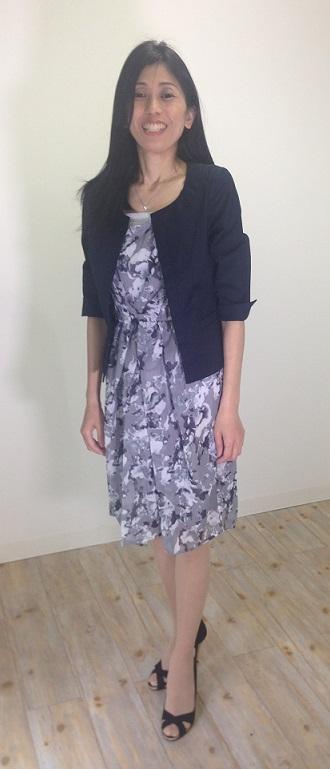 ショッピング同行ファッションアドバイス女性パーソナルスタイリスト大阪梅田