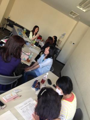 パーソナルスタイリスト基礎力養成コース名古屋2014年度