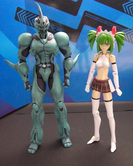 神姫とサイズはぴったり