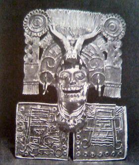 メキシコの死の神