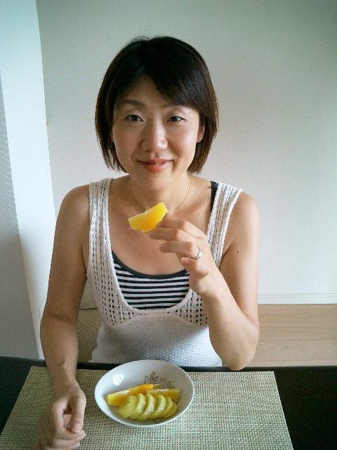 薫る庭さまのワークショップからフルーツをご注文いただきました!