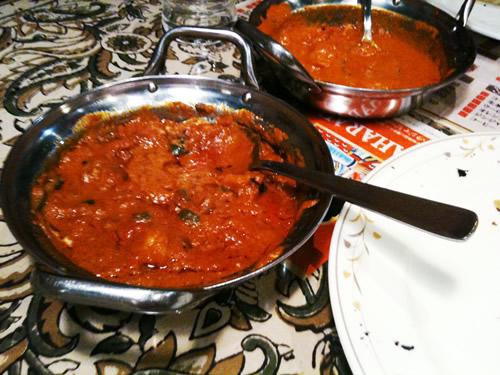 大きくなったインドカレー屋i-kitchenは最近のお気に入り