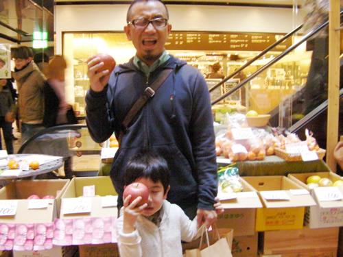 DEVILROBOTSのヨシムラさんと息子のたいくんが来てくれました!