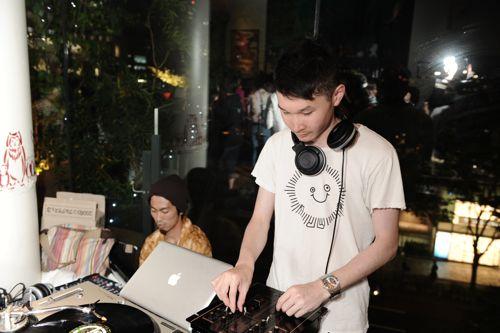 DJ 101デビュー!