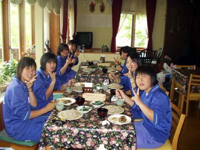 松伏中学校