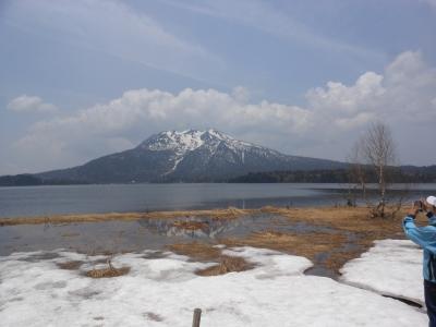 5月の燧ケ岳