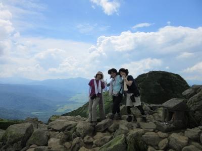 燧ケ岳 山頂