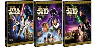「スター・ウォーズ」旧三部作DVD(廉価版)