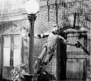 雨に唄えばxストームトルーパー