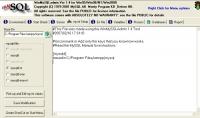 GUIに環境変数が表示される