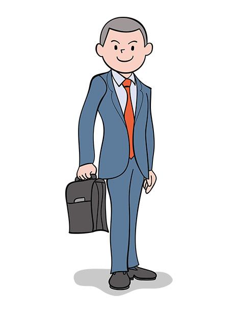 ビジネスマン3