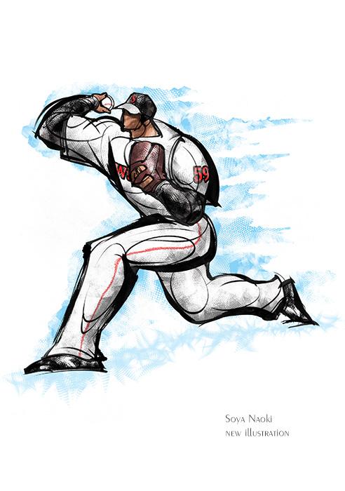 さいたまウイングス、野球、投手