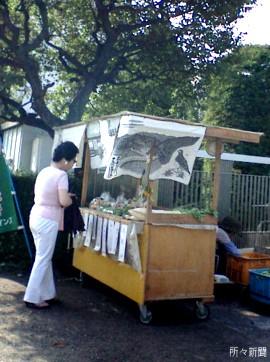 路上野菜店
