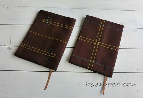 聖書カバーと讃美歌カバー