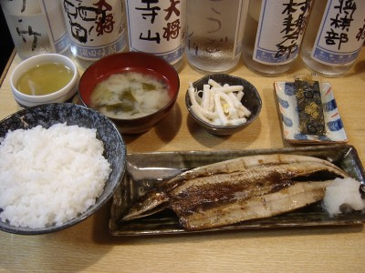 若大将_秋刀魚
