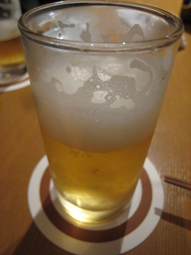 鍋ぶん_ビール