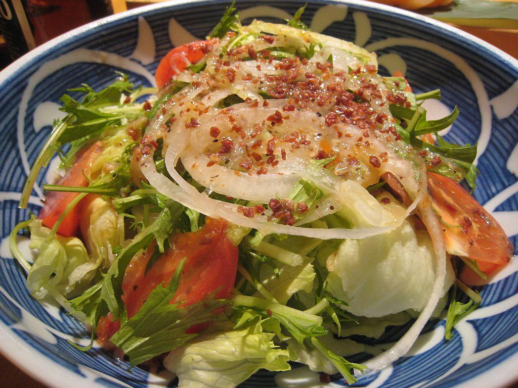鍋ぶん_サラダ