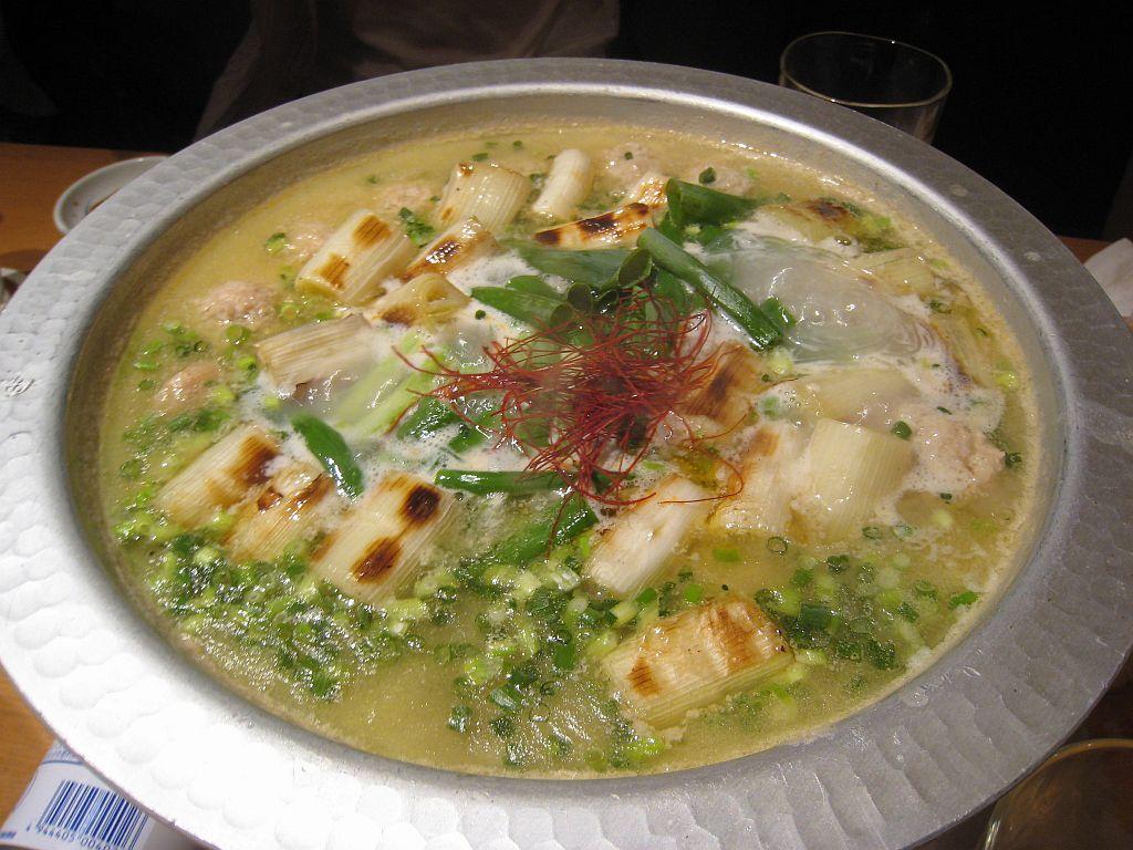 鍋ぶん_白湯