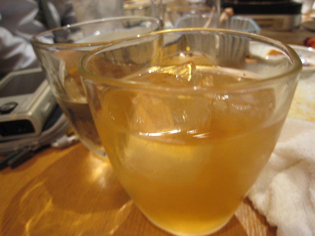 鍋ぶん_梅酒