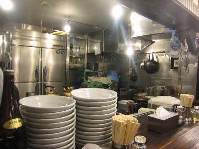 G麺7_厨房
