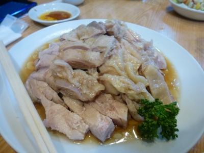 襄陽_蒸し鶏