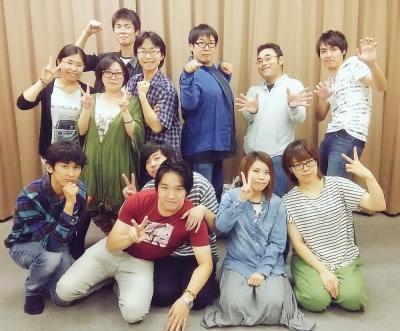 hitomoshikoro cast