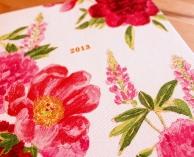 スケジュール帳 ロフト 2013年カレンダー