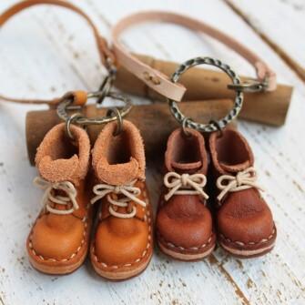 ミニチュア靴 小さな靴 バッグチャーム