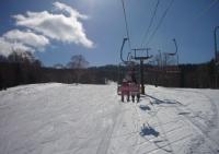 ファミリーゲレンデ 子供スキー