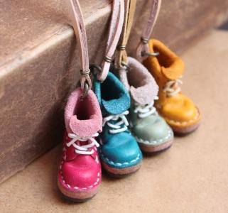 革小物 小さな靴