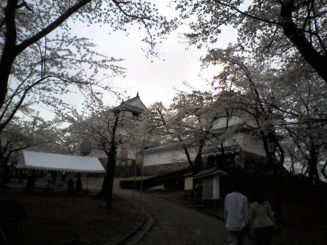 悠久山公園(郷土館、2006.4.22)