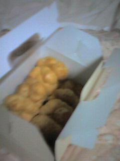 シュークリーム1箱