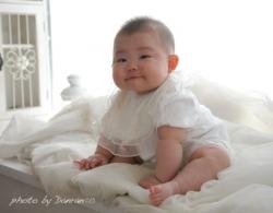 赤ちゃん写真館