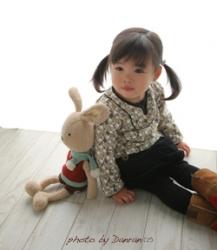 2歳お誕生日写真