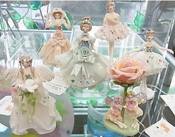 Lily Fairys「ポリマークレイのロマンティックドール」