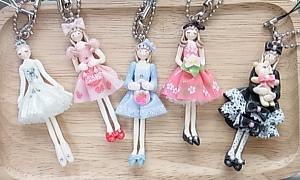 Lily Fairys「マスコットチャーム」