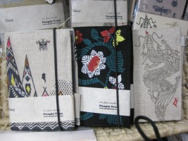 ピープルツリー2012スケジュール帳