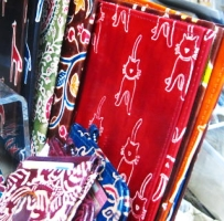 第3世界ショップ山羊革雑貨