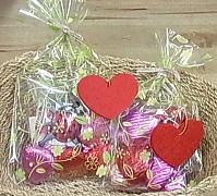 バレンタインはフェアトレードのチョコレート