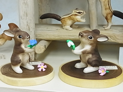 工房KOKIMOKU お花のコウサギ