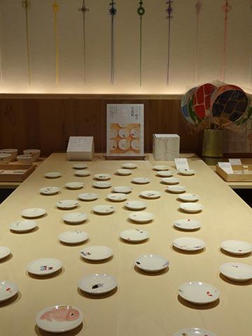 ヒロロ工房 豆皿展