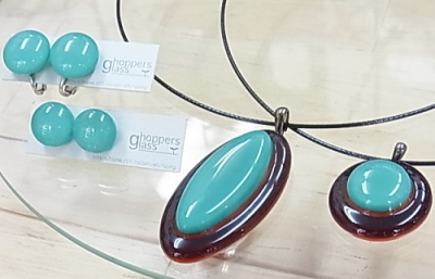 glass hoppers ガラスアクセサリー